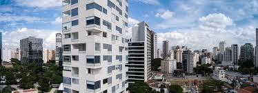 100 Apartment In Sao Paulo Studio Arthur Casas Pixelates Apartment Building Facade In