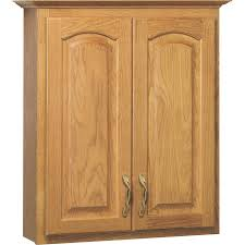 Lowes Canada Bathroom Wall Cabinets by Shop Project Source 25 5 In W X 29 In H X 7 5 In D Golden Bathroom