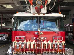 100 Grayson Truck Accessories Car Show Fire Department