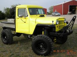 Jeep=rubicon=dana 60=rock Crawler=bronco=long Arm=willys Truck Is The Jeep Pickup Truck Making A Comeback Drivgline For 7500 Its Willys Time Another Fc 1962 Fc170 Exelent Frame Motif Framed Art Ideas Roadofrichescom Stinky Ass Acres Rat Rod Offroaderscom 1002cct01o1950willysjeeppiuptruckcustomfrontbumper Hot 1941 Network Other Peoples Cars Ilium Gazette Thoughts On Building Trailer Out Of Truck Bed 1959 Classic Pick Up For Sale Sale Surplus City Parts Vehicles 1950 Rebuild Jeepforumcom