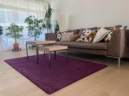 wohnzimmer teppich ikea kaufen auf ricardo