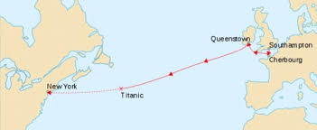 Where Did The Lusitania Sink Map by Titanic Pictures Extraordinary Sonar Images Show Full Map Of