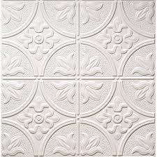 faux tin ceiling tiles td10 faux tin ceiling tile talissa