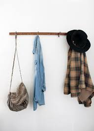 DIY Industrial Coat Rack Boat People Vintage Style Art