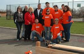 Thank you Team Depot of the Northlake Home Depot for building our