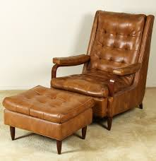 Vintage Brown Leather Chair And Ottoman By Barker Bros. : EBTH Retro Brown Leather Armchair Near Blue Stock Photo 546590977 Vintage Armchairs Indigo Fniture Chesterfield Tufted Scdinavian Tub Chair Antique Desk Style Read On 27 Wide Club Arm Chair Vintage Brown Cigar Italian Leather Danish And Ottoman At 1stdibs Pair Of Art Deco Buffalo Club Chairs Soho Home Wingback Wingback Chairs Louis Xvstyle For Sale For Sale Pamono Black French Faux Set 2