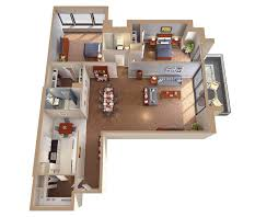 104 Two Bedroom Apartment Design Columbia Plaza S