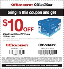 fice Depot HP Ink And Paper Coupons Through May 2