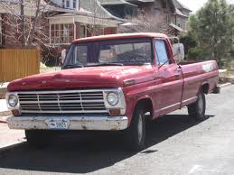 Down On The Mile High Street: 1969 Ford F-100 - The Truth About Cars