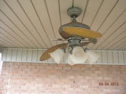 Plastic Outdoor Ceiling Fan Replacement Blades by Broken Blades