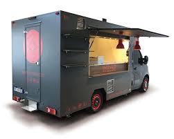 Renault Master Food Truck For Street Vending |