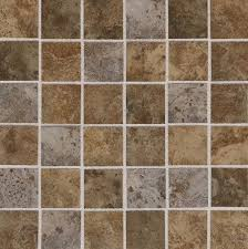 Stone Tile Backsplash Menards by Mohawk Lakeview 12 X 12 Ceramic Mosaic Tile At Menards