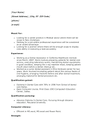 Example Of Resume With No Job Experience Little Work Sample How To Write