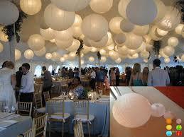 comment décorer le plafond de sa salle de réception de mariage
