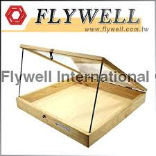 Jewelry Display Cases Portable Wood Travel Wholesale