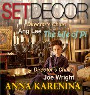 lincoln set decorators society of america awards pinterest