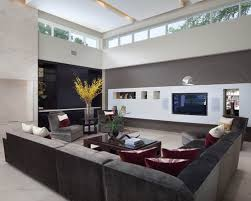 gray sectional houzz