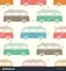 Stock Vector Retro Caravan Vintage Rv Clipart Clip Art Library Vans Vw Camper Pencil Jpg