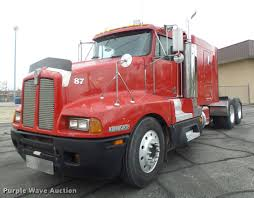 1994 Kenworth T600 Semi Truck | Item DB1290 | SOLD! April 6 ... Used Dump Trucks Ny With 2004 Western Star Truck Also Commercial Tsi Sales 2015 Kenworth T680 Sleeper Semi For Sale 446657 Miles Rescue For Fire Squads Fruehauf Trailer Cporation Wikipedia Mn Plus 2000 T800 As Well 2 Bangshiftcom 1974 Dodge Big Horn Semi Sale 1998 Intertional 8100 Truck Sold At Auction Classic Cabovers Youtube 2011 Prostar Trucks In Ohio