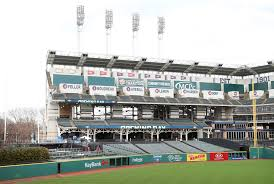 The Upper Deck Akron Ohio Menu by Why Aren U0027t Cleveland Indians Flying True Colors At Progressive