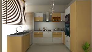 U Shaped Modular Kitchens