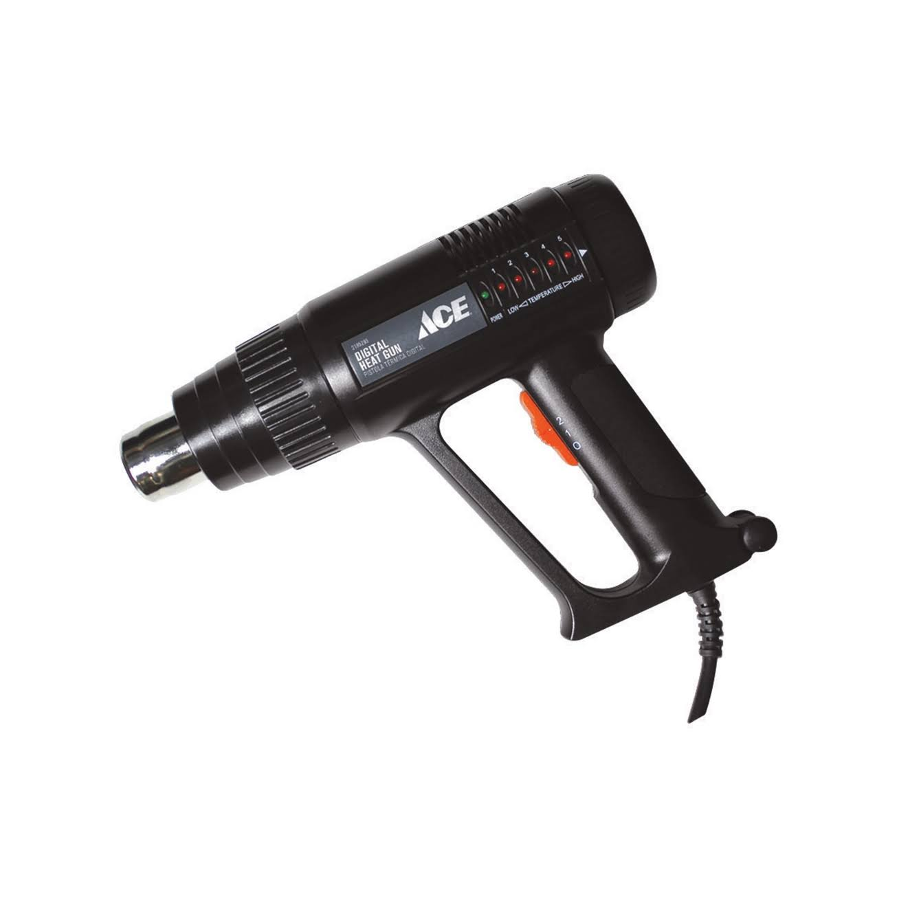 Ace Digital Heat Gun - 1500W
