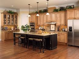 Premier Cabinet Refacing Tampa by Woods In Warm Rich Medium Brown Tones Were Used To Great Success