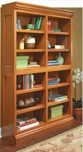 freestanding small bookcase bookcase plans how to build a