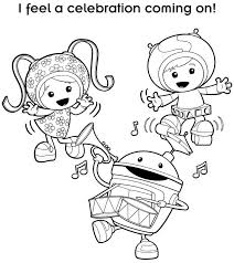 Download Nick Jr Coloring Pages 7