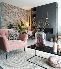 hause mit der farbe pink home living room living room