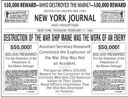 Pictures Of The Uss Maine Sinking by The Sinking Of The Maine