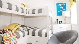 Bunk Bed Huggers by 20 Fun Beachy Bunk Rooms Coastal Living