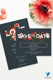 Make Sure Guests Mark Their Calendars And Get Excited For Your Wedding With Save The Dates From Vistaprint No Matter How Picky Has