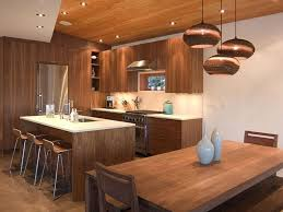 kitchen room angled ceiling light mount sloped ceiling