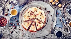möhren haselnuss torte