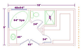 Master Bathroom 8 X 12 Free 18x22 Bedroom Addition Floor Plan With Bath And