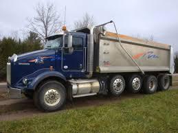 100 Kenworth Dump Truck For Sale USED 2012 KENWORTH T800 FOR SALE 2172