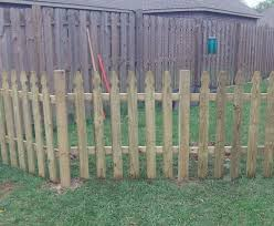 Halloween Cemetery Fence by How To Build A Fence