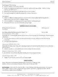 Leadership Author Resume Samples Technical Writing Examples