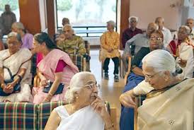 Booming India discovers a new luxury retirement homes for seniors