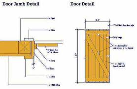 8x10 Shed Plans Materials List by 8 10 Storage Shed Plans U0026 Blueprints For Constructing A Garden Shed