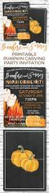 Halloween Potluck Invitation Ideas by Best 25 Fall Party Invitations Ideas On Pinterest Fall Theme