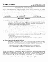 Sample Resume For Education Trainer 2018 Free Federal Government Rh Margorochelle Com Contractor Program Analyst