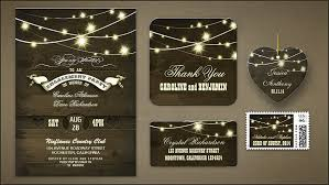 Rustic Country Engagement Party Invitations