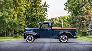 100 1941 Ford Truck Pickup S38 Monterey 2017