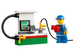 100 Lego Tanker Truck 60016