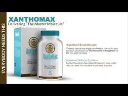Xanthomax Liposome Master Molecule