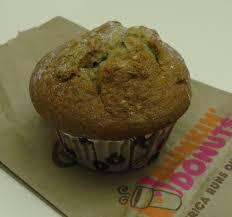 Dunkin Donuts Pumpkin Latte Gluten Free by 12 10 27 Blueberry Muffin Dunkin Donuts Jpg