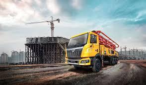 100 Mahindra Trucks Launches Blazo X Range Of HCV Auto News
