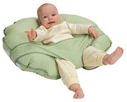 Amazon Leachco Cuddle U Basic Nursing Pillow and More Sage